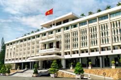 Reunification Hall, Ho Chi Minh City