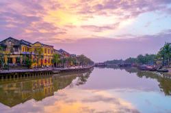 Hoi An from Thu Bon River