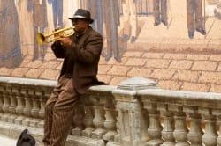 Musician, Old Havana