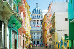 El Capitolio, Old Havana