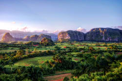 Viñales Valley in the early morning
