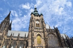 St. Vitus Cathedral Photo by Fabien Jolicoeur on Unsplash