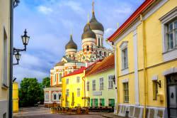 Alexander Nevsky Orthodox Cathedral, Tallinn
