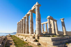 Poseidon Temple, Cape Sounion