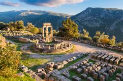 Ruins, Delphi