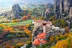 Roussanou Monastery, Meteora