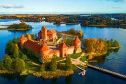 Trakai Castle, Vilnius
