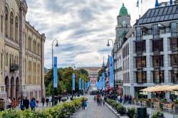 Karl Johan Street, Oslo