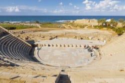 Amphitheater, Caesarea