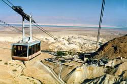 Cable car, Masada