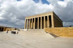 Mausoleum of Atatürk, Ankara
