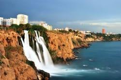 Düden Waterfalls, Antalya
