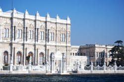 Dolmabahçe Palace Photo by Mircea Ostoia