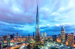 Burj Khalifa © Dubai Tourism