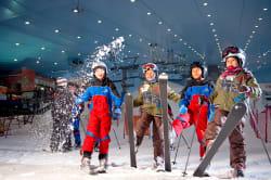 Ski Dubai © Dubai Tourism