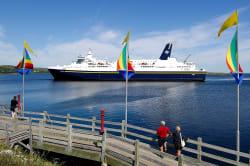 Ferry from Nova Scotia to Newfoundland © Newfoundland & Labrador Tourism