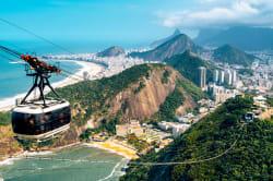 Cable car, Sugarloaf Mountain, Rio de Janeiro