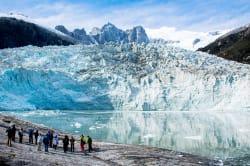 Pía Glacier