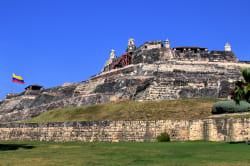 San Felipe Castle, Cartagena Photo by Martin St-Amant