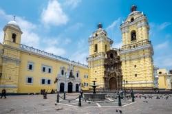 Saint Francis Monastery, Lima