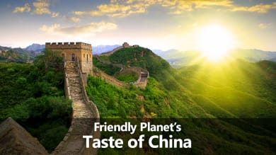 Friendly Planet's A Taste of China