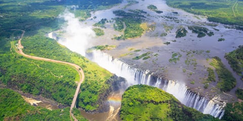 A Taste of South Africa with Victoria Falls