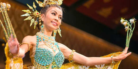 Treasures of Thailand & Songkran Festival