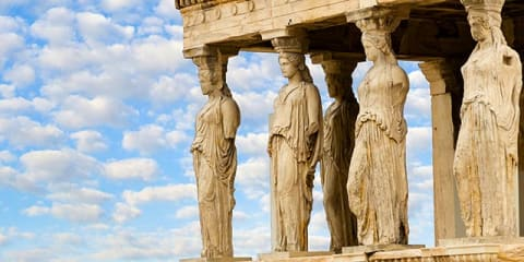 Athens, Paros & Naxos Adventure
