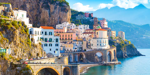 Italian Treasures & Sorrento