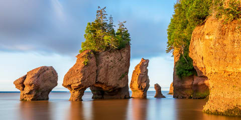 Discover the Bay of Fundy