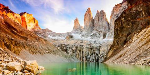 Chilean Patagonia Cruise Adventure