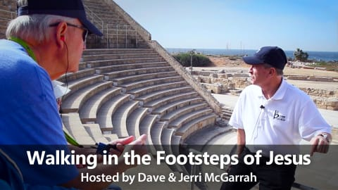 Video: Walking in the Footsteps of Jesus