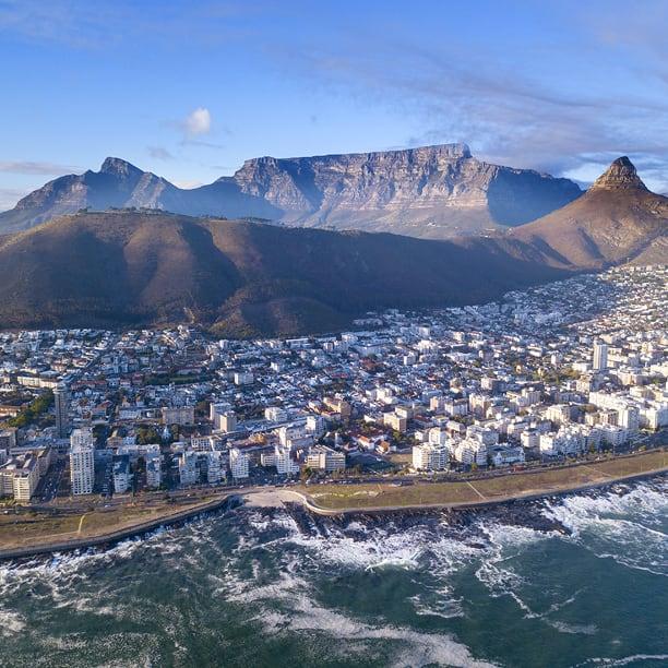 Cape Town Mountain
