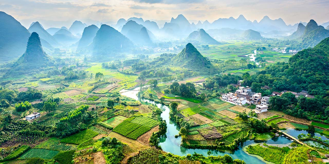 Video: Guilin