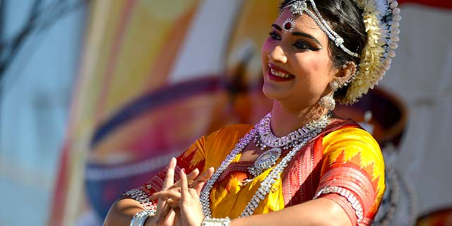 A Taste of India & Diwali, Festival of Lights