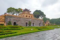 Thang Long Imperial Citadel, Hanoi