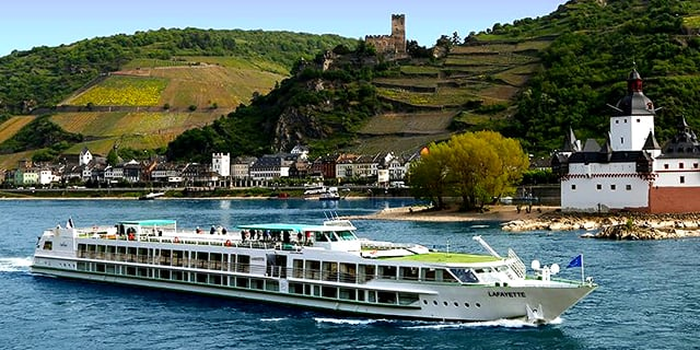 Treasures of the Rhine River Cruise