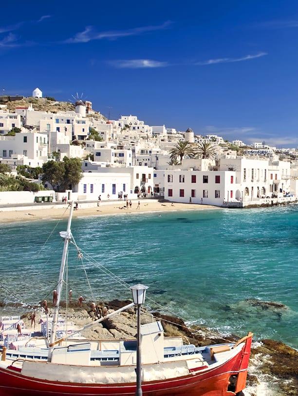 Athens & 3 Day Greek Isles Cruise