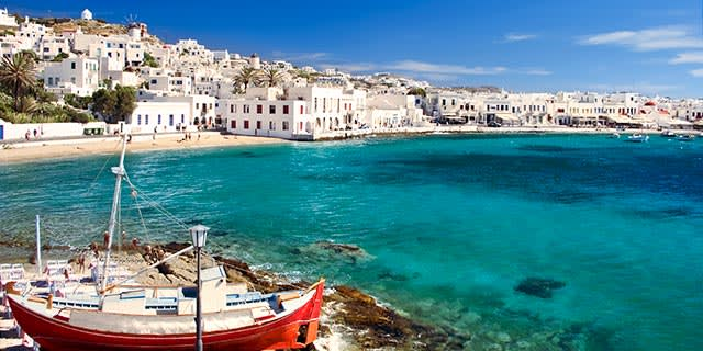 Greece Tour Packages Greece Cruises Friendly Planet Travel - Greece tour packages