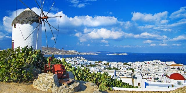 Greek Island Special: 7 Day Cruise & Athens