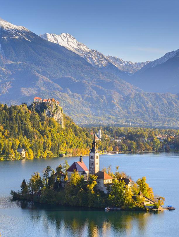 Discover the Adriatic: Croatia & Slovenia with Venice