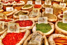 Spices, Carmel Market