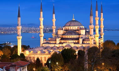 Athens & 7 Day Greece & Turkey Cruise