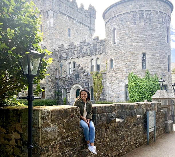 Camille, Ireland