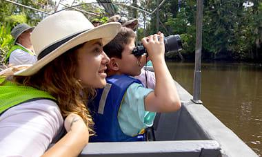 Ecuadorian Amazon Cruise Adventure
