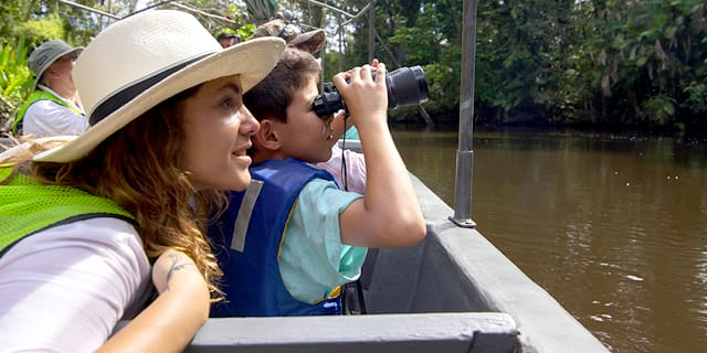 Ecuadorian Amazon Cruise Adventure