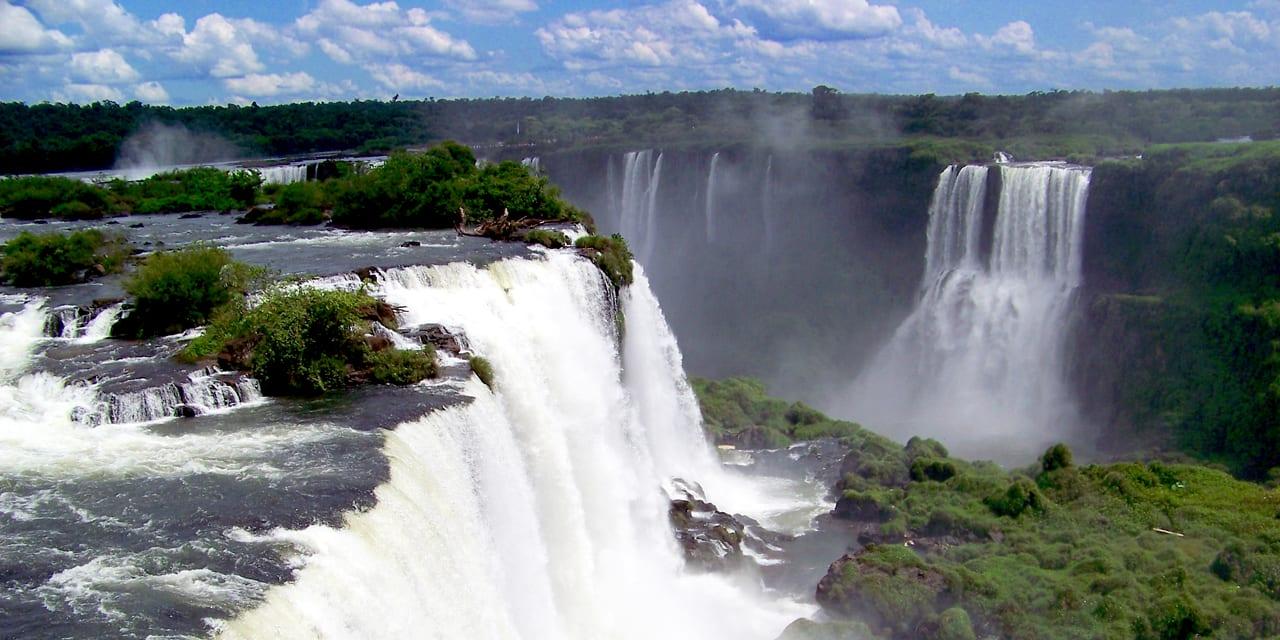 South America, Iguazu Falls