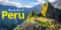 The wonders of Peru