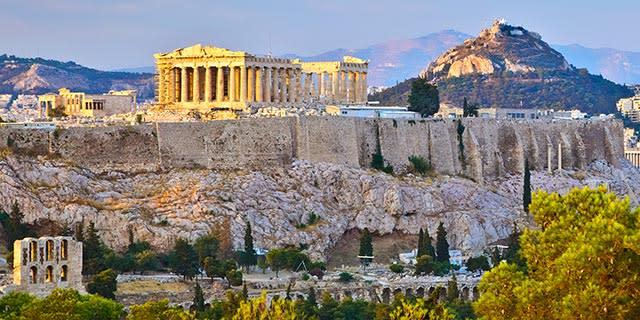 Greece & the Journeys of Paul