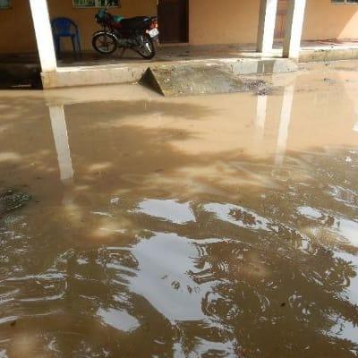 2020 School Flood